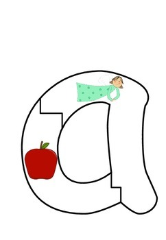 Phonic letter puzzles- lowercase