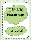 Phonic match ups
