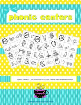 Phonic's Homework Packet (Black/White)