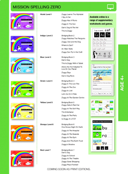 Complete Phonic Teaching Pack 5 (includes games, worksheets and activities)