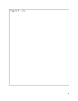 Phonics 1: 5th Grade Words