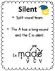 Phonics 1 Extension Kit 2 (VcE, VV, VR, and Open vowel syllables)