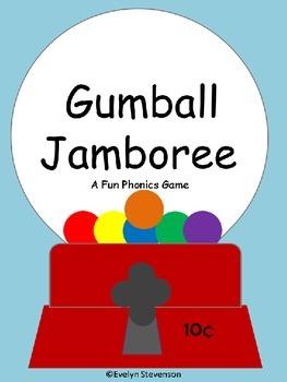 Phonics Gumball Jamboree