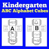 Alphabet Crafts   Preschool Kindergarten 1st Grade Activities