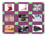 Phonics 2-3 Letter Digraphs ng-nk-chr-phr-shr-thr Card Game
