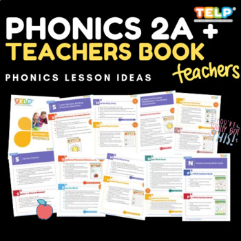 Phonics 2 A Teachers Book