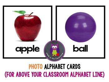 """""""Phonics 2"""" Alphabet Cards (for above your classroom Alphabet Line)"""