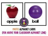 """Phonics 2"" Alphabet Cards & Student Alphabet Charts"