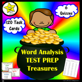 Phonics Word Analysis Test Prep