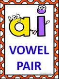 "Phonics ""Vowel Pair AI"" (Worksheets)"