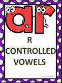 """Phonics """"R-Controlled Vowel AR"""" (Worksheets)"""
