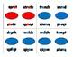 Flash Phonics 3-Letter Blends/Digraph Blends OG Game Barto