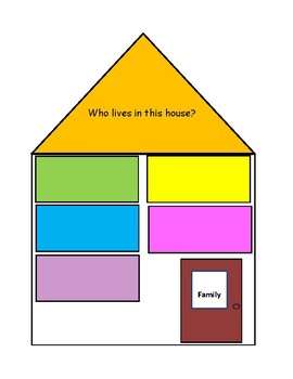 Phonics: Word Family House