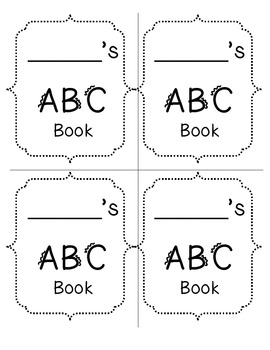 Phonics ABC Book