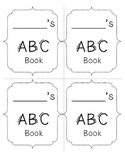 Phonics ABC Book