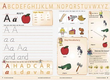 Phonics Early Learning Activities