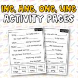 Ing, Ang, Ong, Ung, Activities