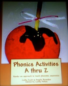 Phonics Activities A thru Z