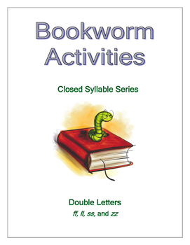 Closed, One-Syllable Double Letters ll, ff, ss, and zz