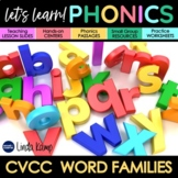 Phonics Activities Passages Word Work Power Points & Googl