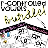 Phonics Activities - R-Controlled Vowels Bundle