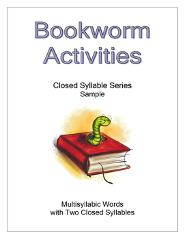 Closed Syllable Sample - Words with Two Closed Syllables
