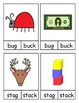 Phonics Activities for Differentiating between the k sound and the g sound