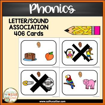 Phonics Activities for Letter BUNDLE