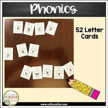 Phonics Activities for Letter Order