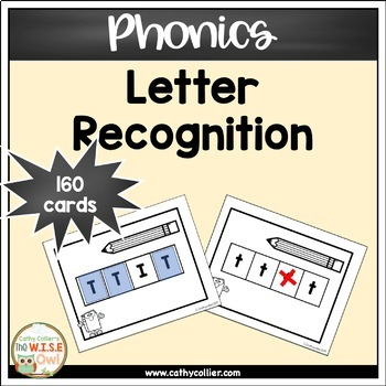 Phonics Activities for Letter Recognition
