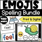 Phonics Activities for Seesaw Bundle - Distance Learning