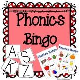 #MarkdownMonday Phonics-Alphabet Bingo