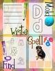 Phonics Alphabet Center Mats -Write, Mold, Find, Spell! -