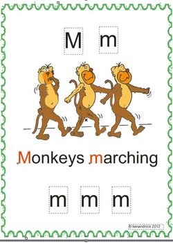 Phonics - Alphabet Chanting Charts
