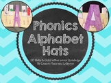 Phonics Alphabet Hats