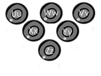 Alphabet & Letter Sounds - Ferris Wheel Letters & Sounds
