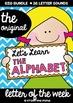 Alphabet {Letter of the Week} Beginning Sounds