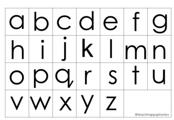 Handy image for printable alphabet chart black and white