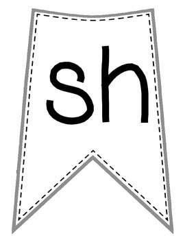 Phonics Anchor Chart Headers {Freebie!}