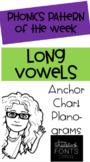 Phonics Anchor Chart Planogram - Long Vowel