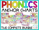 Phonics Anchor Charts {Complete BUNDLE}