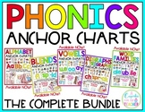 Phonics Anchor Charts {Growing BUNDLE}