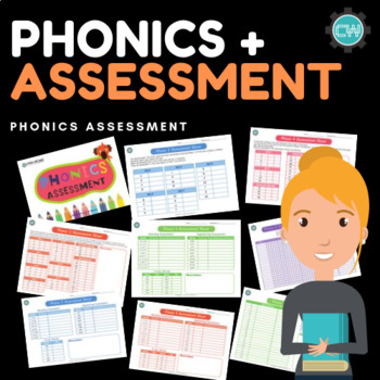 Phonics Assessment Book