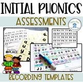 Phonics Assessment Template