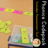 Phonics: Assessment and Codepack (for integration with Phonemic Awareness)