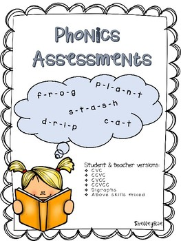 Phonics Assessments