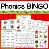 Phonics BINGO Pack