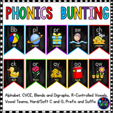 Chalkboard Phonics Posters | Sound Wall Posters
