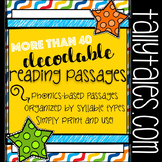 Phonics-Based Decodable Reading Passages