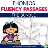 Phonics Fluency Passages for 1st Grade {The Bundle}